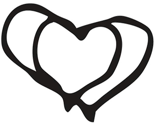 Coeur logo de Mamzelle