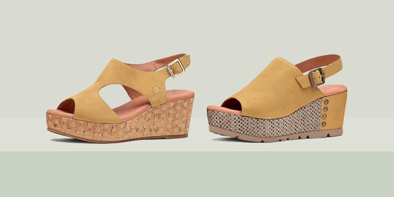 chaussures compensées mamzelle