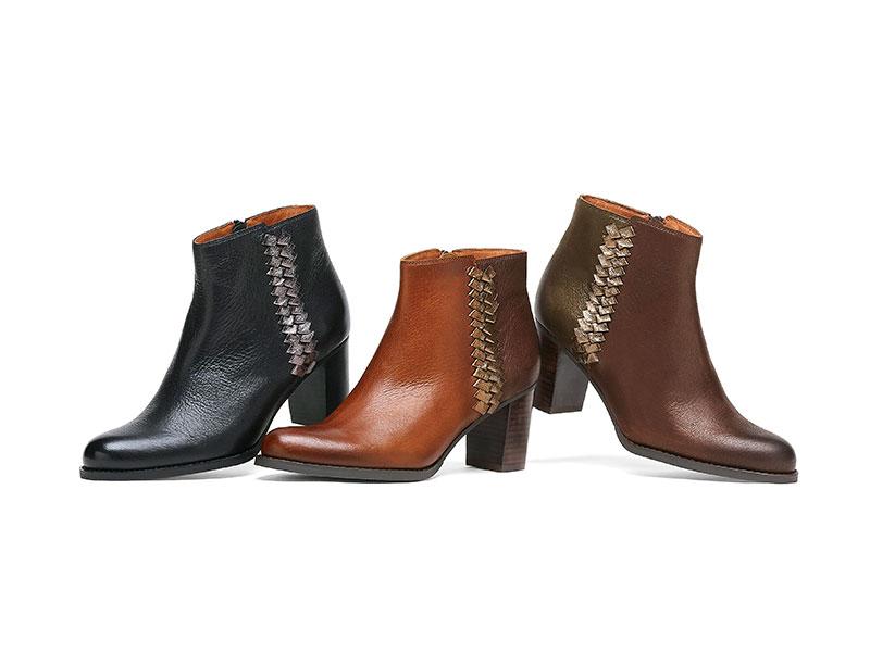 Découvrez le modèle boots ABORIO