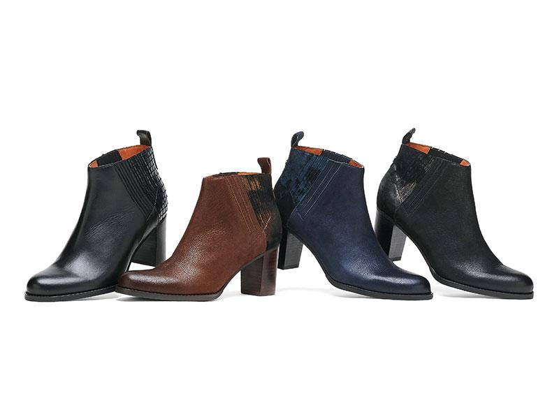 Découvrez le modèle boots ADELIN