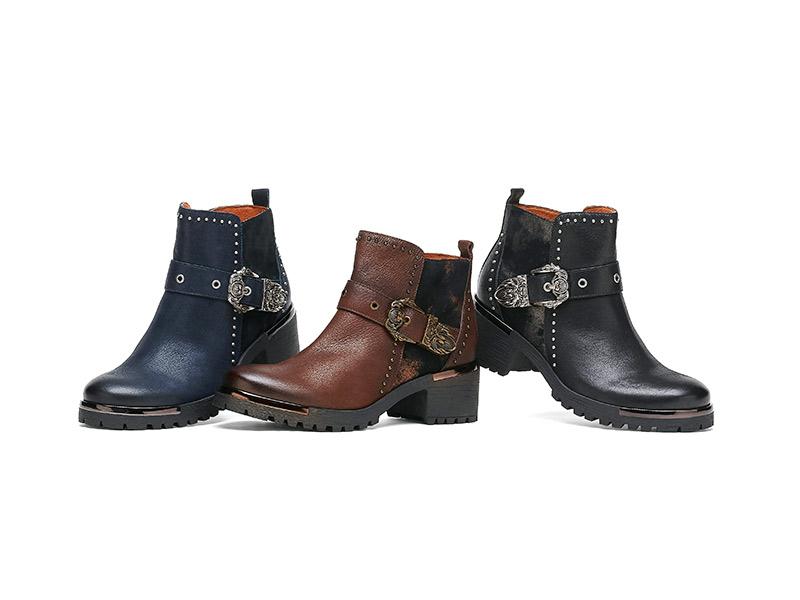 Découvrez le modèle boots DAKARI