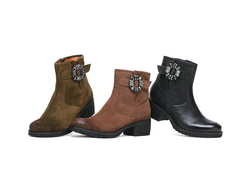Découvrez le modèle boots DULINA