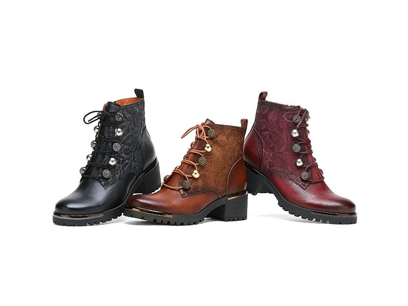 Découvrez le modèle boots DUSSAC