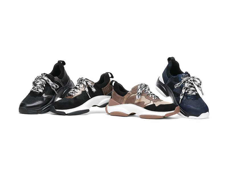 Découvrez les sneakers HELIUM