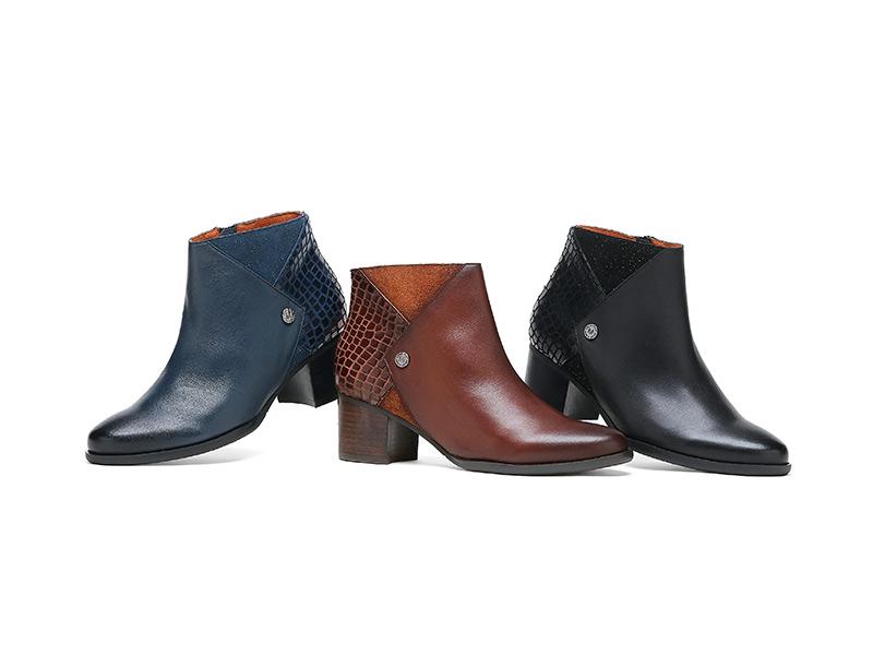 Découvrez le modèle boots ILAT