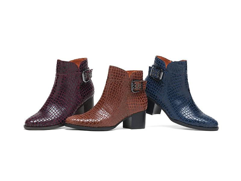 Découvrez le modèle boots ITALO