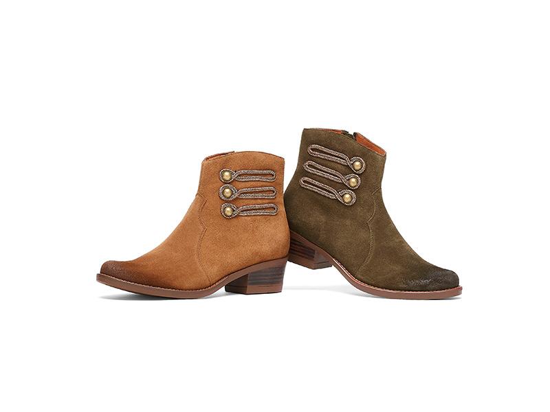 Découvrez le modèle boots JUDITH