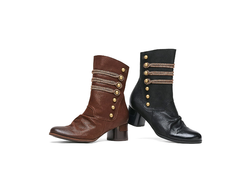 Découvrez le modèle boots MUSCO