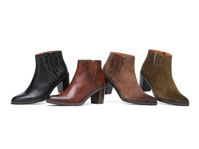 Découvrez le modèle boots NULOMA