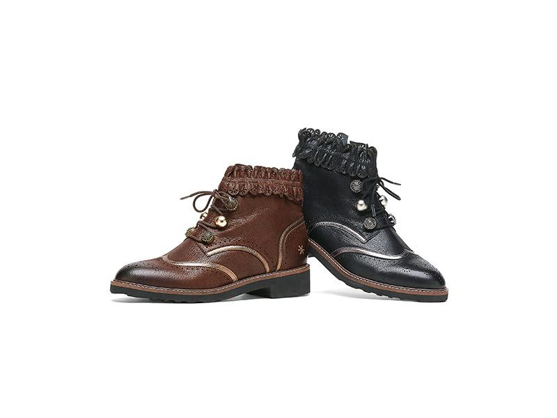 Découvrez le modèle boots SALACA