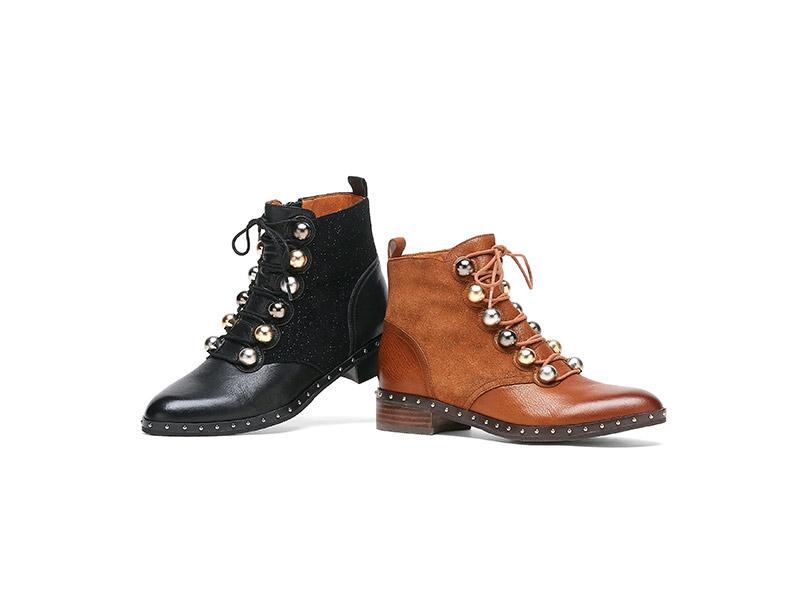 Découvrez le modèle boots