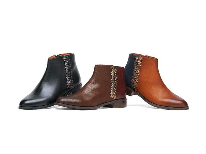 Découvrez le modèle boots SOLOGNE