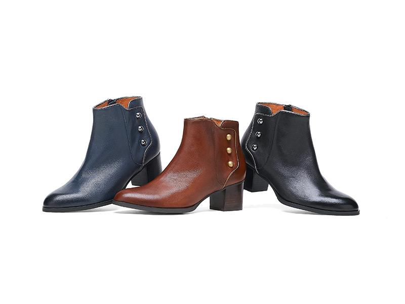 Découvrez le modèle boots TIKITA