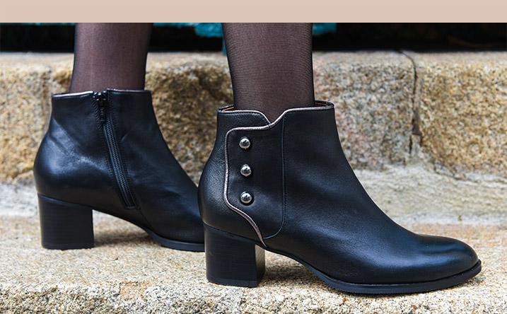 Retrouvez nos paires de chaussures Mamzelle dans les boutiques proches de chez vous
