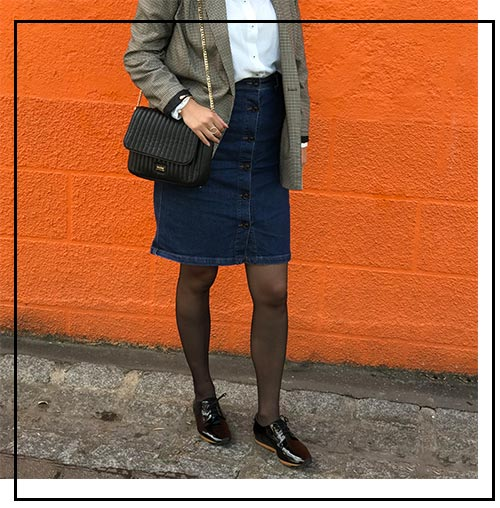 look working girl avec modele edela