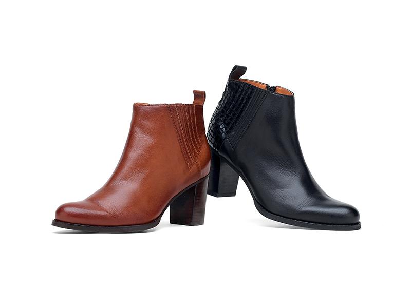 Découvrez le modèle boots MAM'ZELLE - modèle ADELIN
