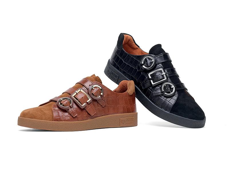 Découvrez le modèle baskets et sneakers MAM'ZELLE - modèle BONGO