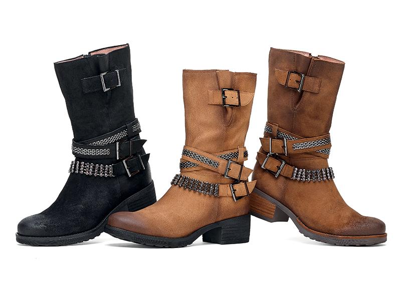 Découvrez le modèle boots MAM'ZELLE - modèle DORIS