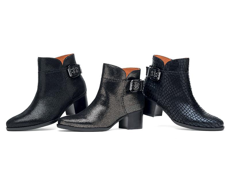 Découvrez le modèle boots MAM'ZELLE - modèle ITALO