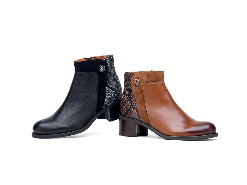 Découvrez le modèle boots MAM'ZELLE - modèle LARGO