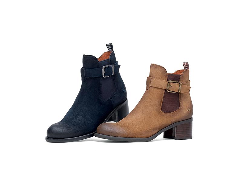 Découvrez le modèle boots MAM'ZELLE - modèle LOPEZ