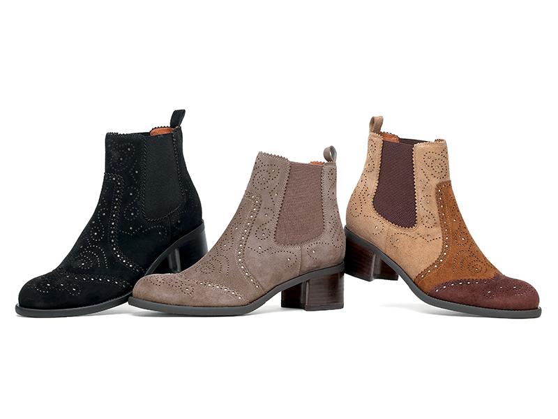 Découvrez le modèle boots MAM'ZELLE - modèle LUDON