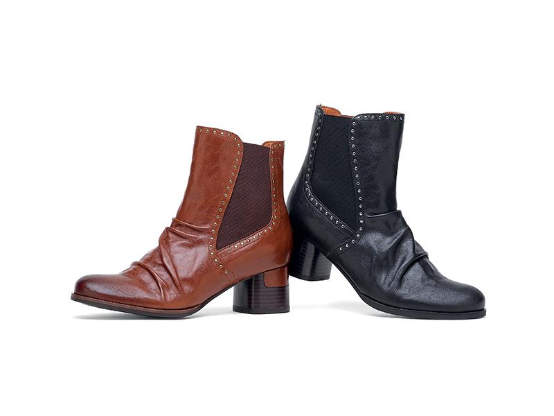 Découvrez le modèle boots MAM'ZELLE - modèle MELANIE