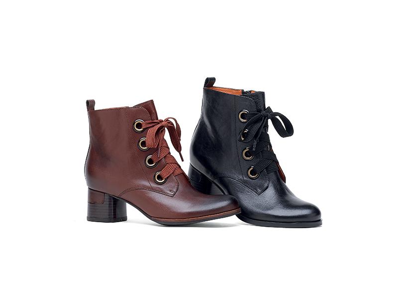 Découvrez le modèle boots MAM'ZELLE - modèle MIKADO