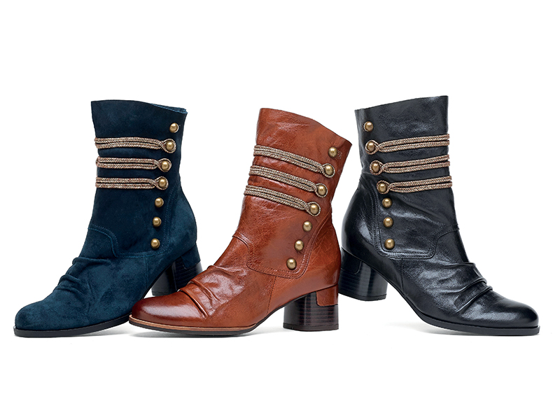 Découvrez le modèle boots MAM'ZELLE - modèle MUSCO