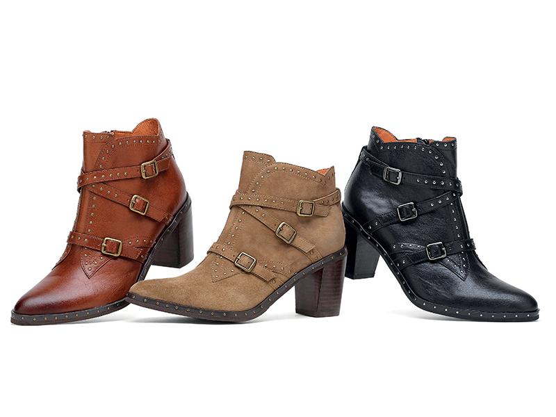 Découvrez le modèle boots MAM'ZELLE - modèle NAEVA