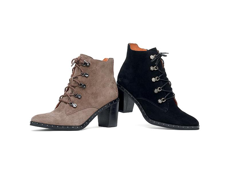 Découvrez le modèle boots MAM'ZELLE - modèle NECLA