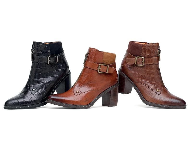 Découvrez le modèle boots MAM'ZELLE - modèle NUVIL