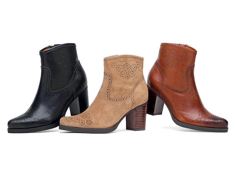 Découvrez le modèle boots MAM'ZELLE - modèle OIRON