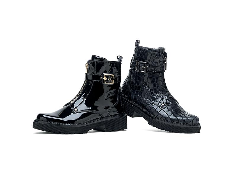 Découvrez le modèle boots MAM'ZELLE - modèle ROMBI
