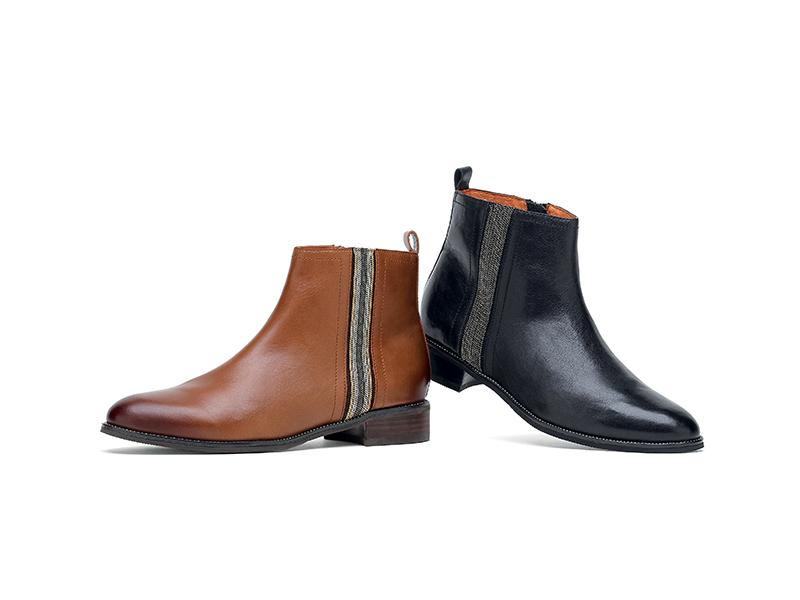 Découvrez le modèle boots MAM'ZELLE - modèle SANZA