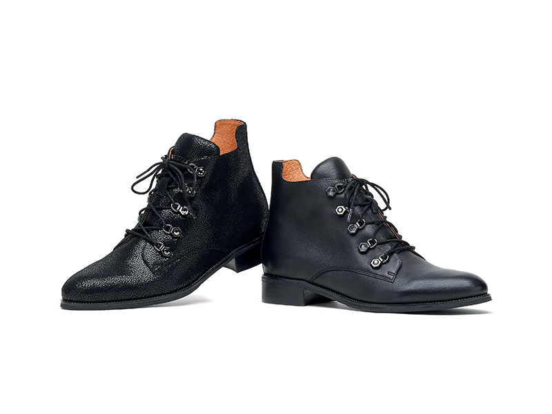 Découvrez le modèle boots MAM'ZELLE - modèle SERAGA