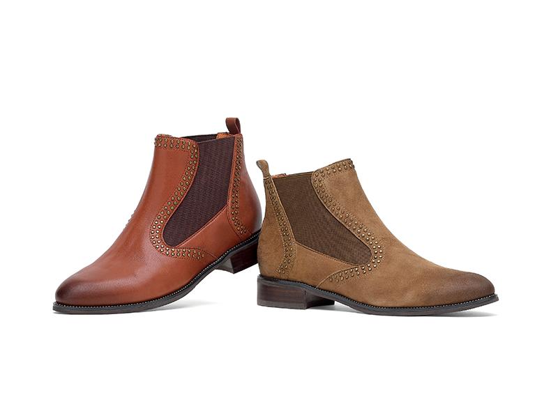Découvrez le modèle boots MAM'ZELLE - modèle SHEILA
