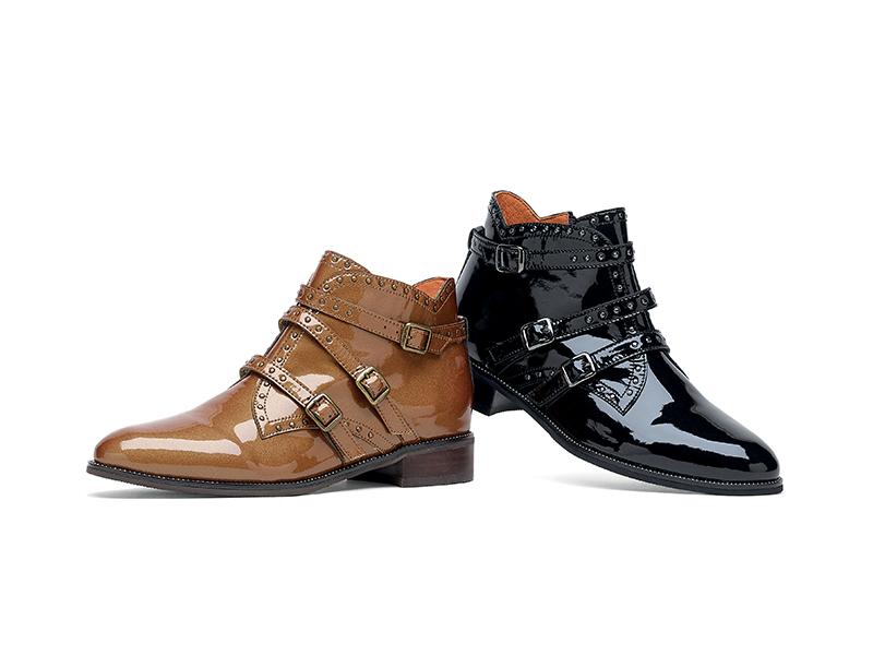 Découvrez le modèle boots MAM'ZELLE - modèle SOPRANO