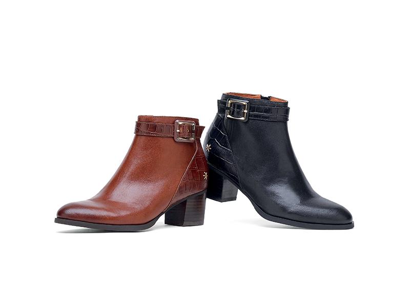Découvrez le modèle boots MAM'ZELLE - modèle TORPA