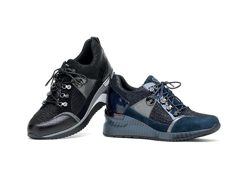 Découvrez le modèle baskets et sneakers MAM'ZELLE - modèle VANOSC