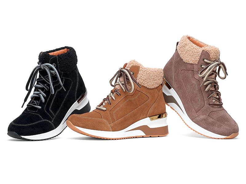 Découvrez le modèle baskets et sneakers MAM'ZELLE - modèle VIALA