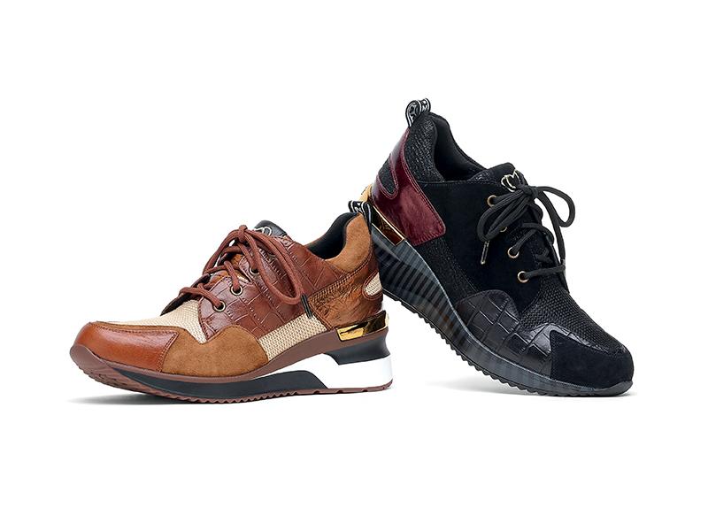 Découvrez le modèle baskets et sneakers MAM'ZELLE - modèle VISIL