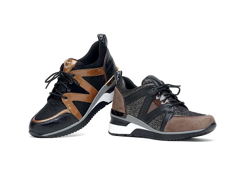 Découvrez le modèle baskets et sneakers MAM'ZELLE - modèle VOLETA