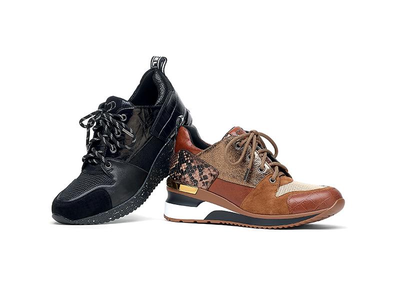 Découvrez le modèle baskets et sneakers MAM'ZELLE - modèle VRILLE