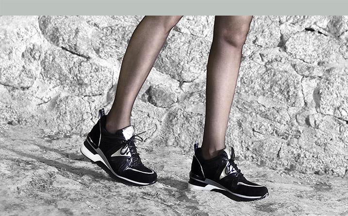 Découvrez les sneakers de chez MAM'ZELLE pour cet hiver 2020