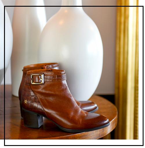 Des boots parfaites - modèle TORPA