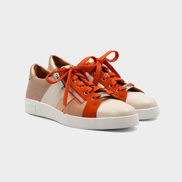 Vue double modèle Bora Orange