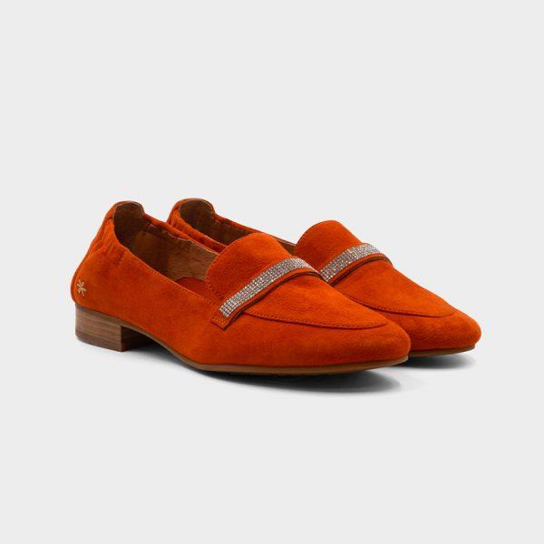 Vue double modèle Zavon Orange